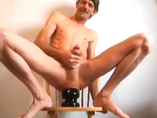 Extreme Ass Stretching Toy and Fist Fucking