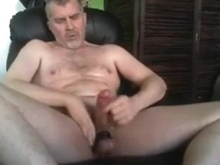 Love edging my cock and a little gooning