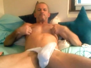 Jockstrap Cam Massage