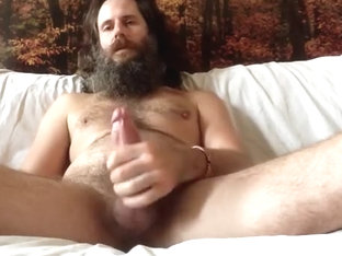 stroking and wishing for a hot bottom daddy