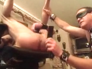 Getting Hole Spanked!