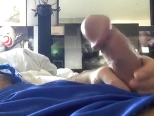 TIERY B. // Waking up with loaded and heavy fat cock - 1