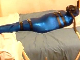 Blue Mummy Suit BC Electro