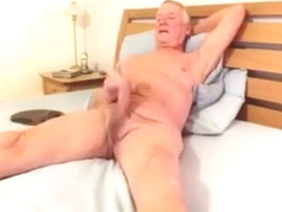 Grandpa stroke on cam 9
