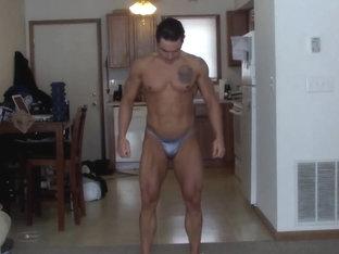 fit massive flexing