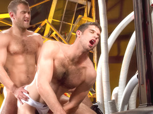 Shawn Wolfe & Jimmy Fanz in Cock Shot, Scene #03