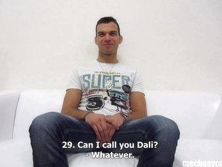 CZECH GAY CASTING - DALIBOR (3487)