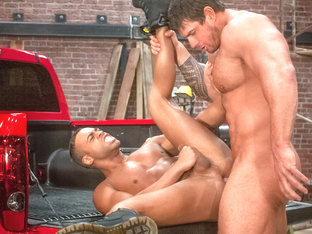 Micah Brandt & Zeb Atlas in Built Tough, Scene #04