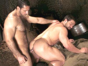 Adam Champ & Vince Firelli in Night Maneuvers, Scene #02