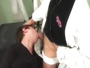 Doctor Examines Twink Examines Doc!