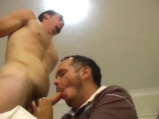 Hottest male in amazing str8 gay sex scene