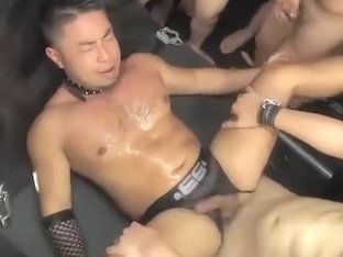 Asian Jocks Sucking and Fucking