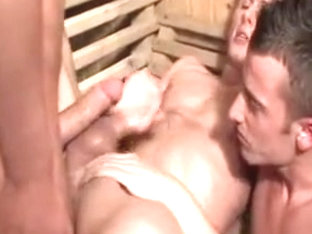 Huge Cock Getting Sucked