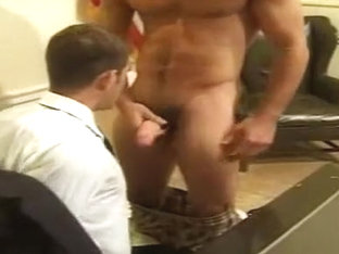 Incredible male in hottest uniform homosexual xxx movie