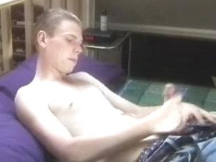 My hot gay webcam video clip