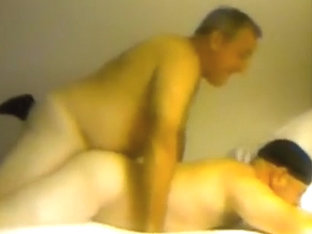 Sucking and fucking at a hotel