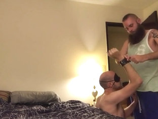 Thick Cock Master Breeds His Disobedient Slave