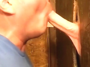 JUVENILE MARINE FROM QUANTICO BASE COMES TO GLORYHOLE