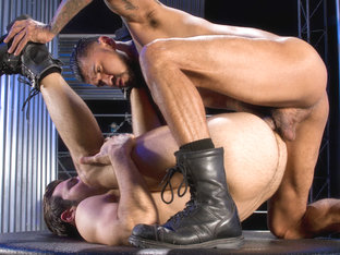 Boomer Banks & Dario Beck in Fuck Hole, Scene #01 - HotHouse