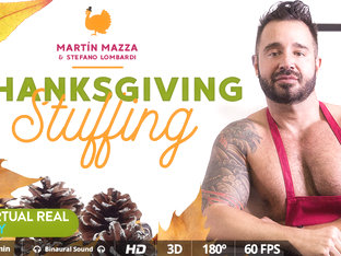 Thanksgiving Stuffing - Virtualrealgay