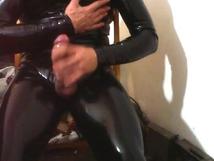 Full latex penis pump