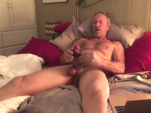 New prostate vibrator pleases me