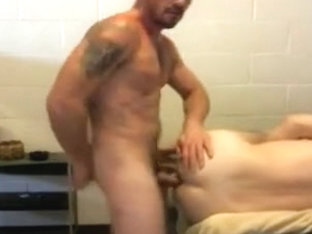 rough alpha fucks college twink bareback