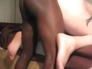 BBC Breeds a Bottom (interracial)