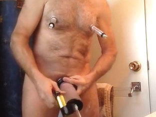 Pumping, inflation and cumming
