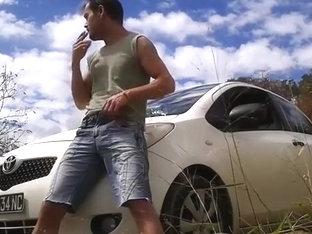 smoke,piss,handjob,cum,