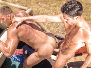 Roughin' It 2 XXX Video: Erik Rhodes, D.O.