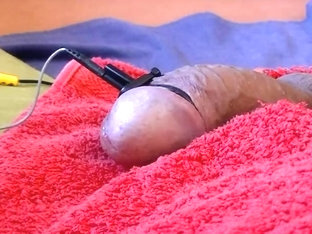 Electro estim fun 154-2015 05 16 part-1-raising cock