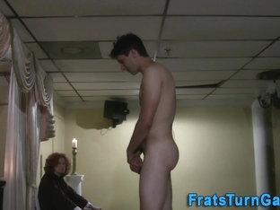 Teen straighty humiliated
