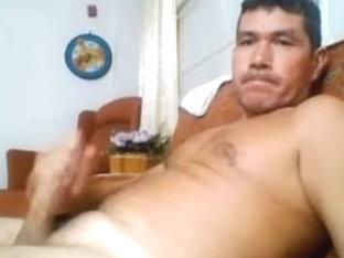 Masturbating Turkey-Turkish Daddy Ayhan Has Cums Big Load