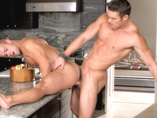 Luke Adams & Ryan Rose in Cockstar, Scene 02 - HotHouse