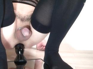 Magnum-05-l50mm dildo anal masturbation