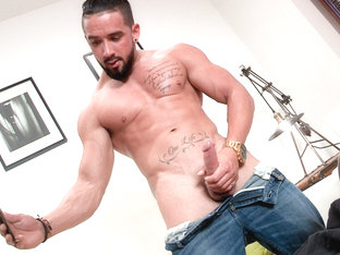 Zack in Strip or Pay! XXX Video