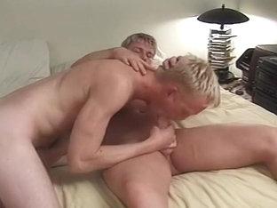 Cute Blonde Boys Have Hot Homo Sex