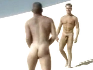 Incredible male in exotic public sex, hunks homosexual porn movie