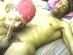 Exotic male pornstar in hottest blowjob, masturbation gay sex scene