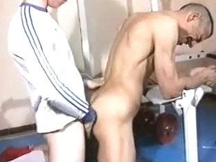 Soccer Boy Fuck
