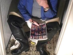 nlboots - waders, toilet, long johns
