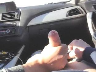 Car Handjob