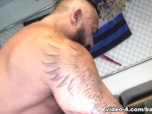 Alessio Romero and Josh Stone - BarebackCumPigs