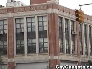 Ebony Ghetto Gay Massive Anal Fucking