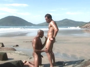 Outdoor Latino Fuck 4 - Bareback - HD