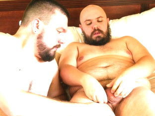 Dakotah Porter and Dusty Daniels Part 1 - BearFilms