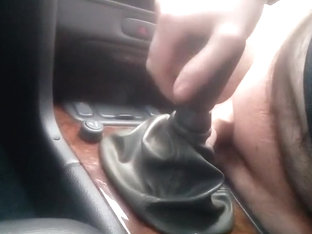 Car fuck volvo gear shifter german new