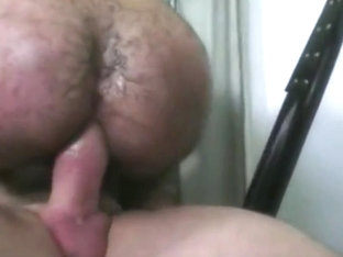 Hottest gay video with Bears, Bareback scenes