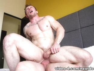 James Huntsman & Markie More in Back in the Hunt - NextDoorStudios